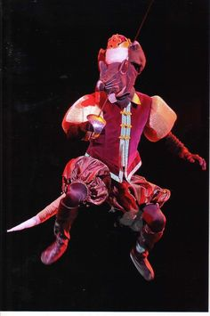 Mouse King from Nutcracker