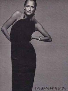 Lauren Hutton, 1970s