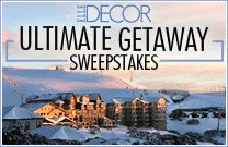 <3 would LOVE to WIN ELLE DECOR $25,000 Ultimate Getaway Vacation Sweepstakes..
