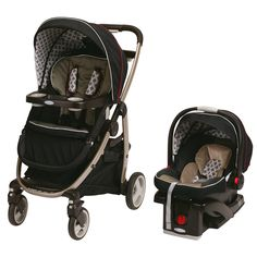 "Graco Modes Click Connect Travel System Stroller - Antiquity - Graco - Babies ""R"" Us"