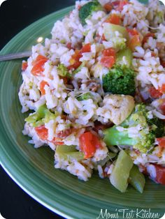 Chicken, Bacon & Rice Skillet #LoveEveryMinute