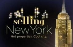 "Coming in January 2013: You can see me in an episode of the hit HGTV show, ""Selling New York."""