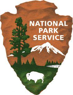 National Parks sign