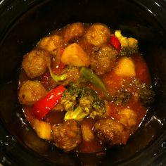 Juicy Chicken Meatballs | Jenny's Cookbook / Cooking / Food / Recipes ...