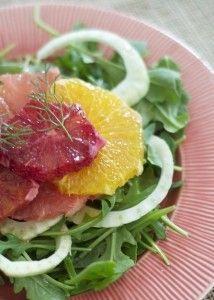 Recipe For  Zesty Citrus Salad