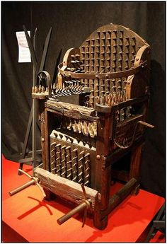 Medieval Torture Device