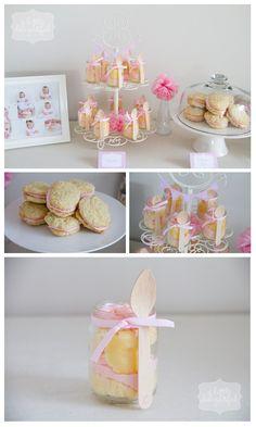 cupcake jar in baby food jar