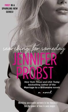 someday search, books, jennif probst, book reviews
