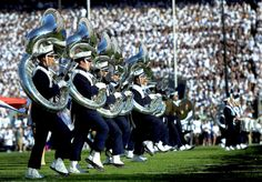 Penn State Blue Band outperforms all others.