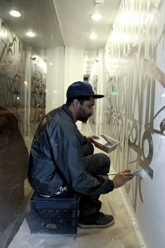 The one and only Retna