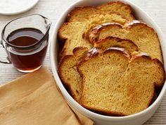Breakfast Bread Pudding Recipe : Ina Garten : Food Network - FoodNetwork.com