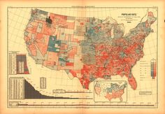 What we can learn from a 130-year-old electoral map - The Washington Post