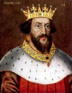 King Henry plantagenet 1133