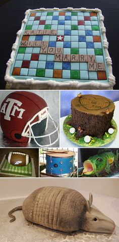 grooms cakes