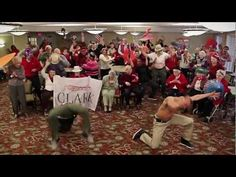 Clark Retirement Community Harlem Shake
