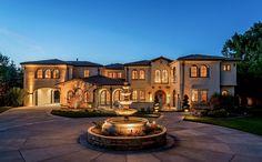 Mediterranean mansion - Cherry Hills Village, Colorado