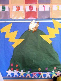 jewish new year preschool activities