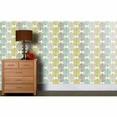 Arthouse opera dante motif striped heavyweight textured for Lime green kitchen wallpaper