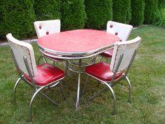 1950s Dinette Set