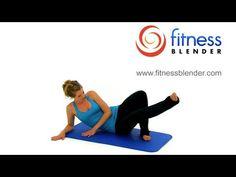 Inner Thigh Workout – Best Toning Exercises for Inner Thighs, Fitness Blender
