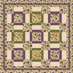Big block quilts on Pinterest Big Block Quilts, Quilt Patterns and Layer Cake Quilts