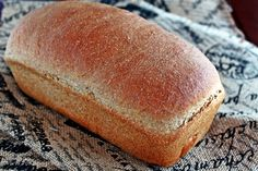 Ricotta and Olive Oil Bread- oooh maybe this recipe for dinner!