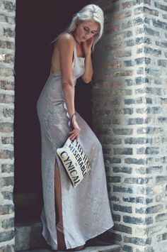 Mary from Imperfect Wonder in the Flynn Skye Sugar Plum Maxi Dress || Get the dress: http://www.nastygal.com/clothes/sugar-plum-maxi-dress?utm_source=pinterest&utm_medium=smm&utm_term=ngdib&utm_content=nasty_gals_do_it_better&utm_campaign=pinterest_nastygal