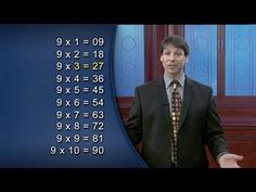 How to Easily Memorize the Multiplication Table I The Great Courses - YouTube