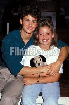 candace & kirk cameron