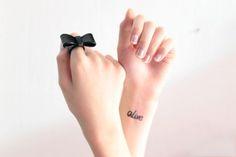 Wrist Tattoos 7