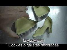 Receta de galletas de mantequilla para decorar. Receta de cookies de la pasteleria keyks