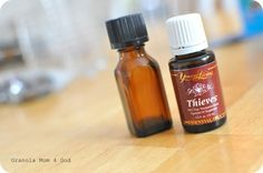 The trick to staying #health and #fightingcolds -- Thieves Oil