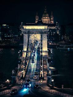 Chain Bridge | Budapest