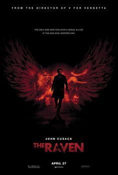 The Raven (2012) Good Movie!