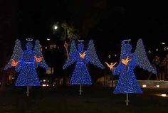 The city of Athens always looks bright during Christmas time with its Christmas trees and decorations on.