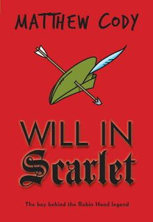 Check out the latest from Matthew Cody. Will in Scarlet...a great book for the young reader on your Christmas list. A Robin Hood story that will knock their socks off!  Click on the book cover to be taken to the review on my book review site.