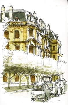 Málaga, Paseo de Sancha 20 by Luis_Ruiz, via Flickr