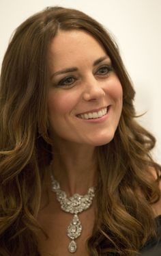 Kate Middleton attended The Portrait Gala in London in February 2014.