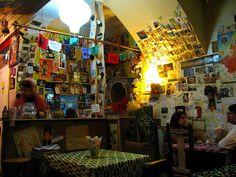 Apuntes y Viajes: Color Café