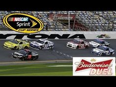 2013 NSCS DAYTONA Budweiser Duel 1 and 2 [FULL RACE]