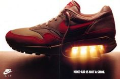 Nike-Air is not a shoe.