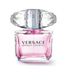 Versace Bright Crystal Women's Fragrance.  #VersaceFrangrances