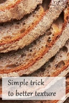Secret to Perfectly Soft Bread Texture