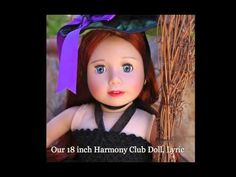 American Girl Halloween Costumes at Harmony Club Dolls