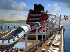 Disney Cruise.