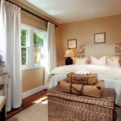 guest bedrooms, color, shabby chic, master bedroom, beach styles, guest rooms, country bedrooms, bedroom designs, coastal bedrooms
