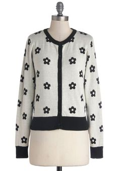 Swapped. Modcloth Flower Flurry Cardigan, M/L. $18.22 + shipping