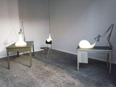 Soft looking bulbs. Designer: Pieke Bergmans
