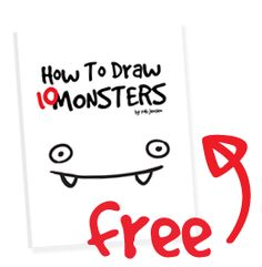 How To Draw everything website...