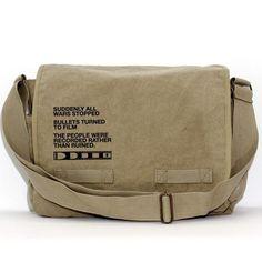 film vs bullet messenger bag.
